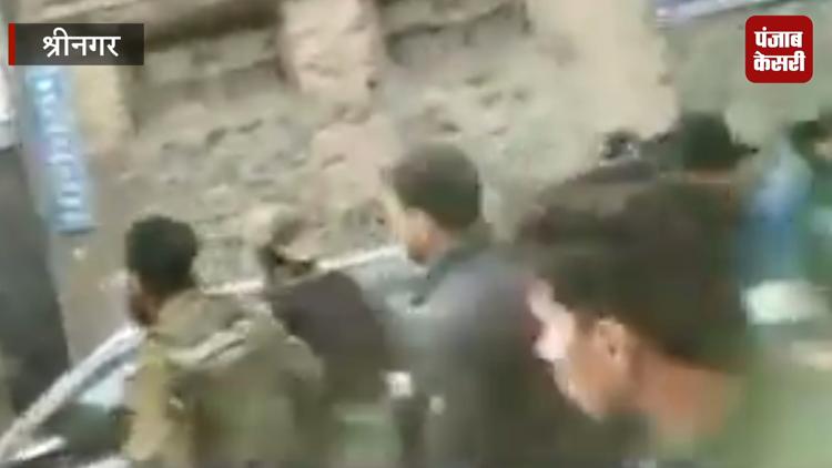 श्रीनगर एनकाउंटर: सुरक्षाबलों और...