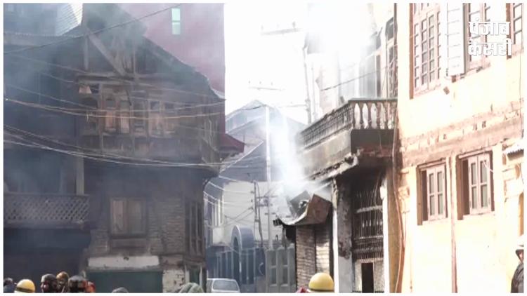 श्रीनगर एनकाउंटर के बाद पत्थरबाजों और...