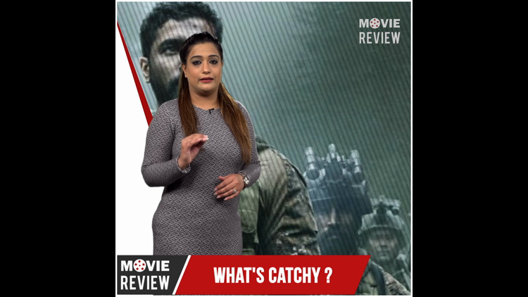 Uri: The Surgical Strike': Public Review